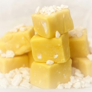 Lemon Meringue Fudge - Granny Shaws Fudge