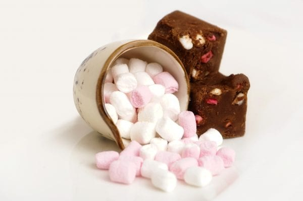 Chocolate Mallow Fudge - Granny Shaws Fudge