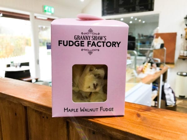 Maple Walnut Fudge - Granny Shaws Fudge