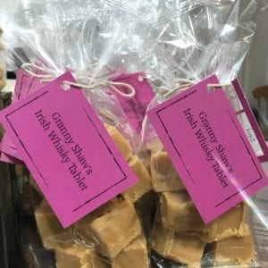 Irish Whisky Tablet - Granny Shaws Fudge