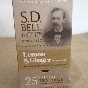 Lemon and Ginger - S.D. Bells & Co Ltd - Granny Shaws Fudge