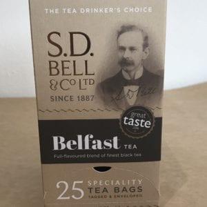 Belfast Tea - S.D.Bell and Co Ltd - Granny Shaws Fudge