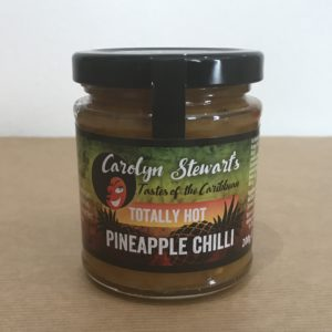 Totally Hot Pineapple Chilli - Granny Shaws Fudge