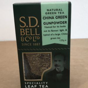 Natural Green Tea - S.D.Bell and Co Ltd - Granny Shaws Fudge