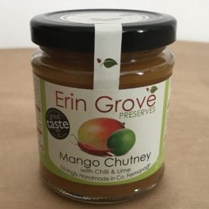 Mango Chutney with Chilli & Lime- Granny Shaws Fudge