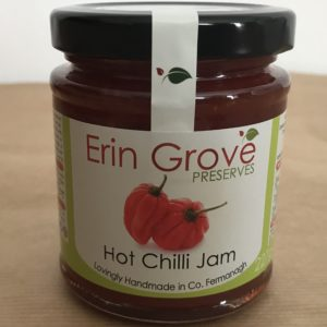 Hot Chilli Jam- Granny Shaws Fudge