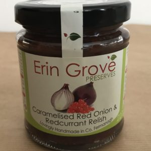 Caramelised Red Onion & Redcurrant Relish- Granny Shaws Fudge