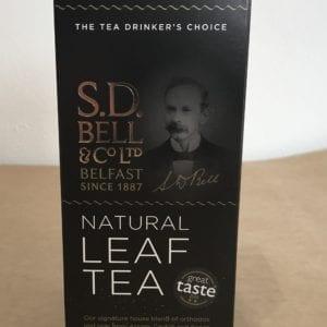 Natural Leaf Tea - S.D. Bell & Co Ltd - Granny Shaws Fudge