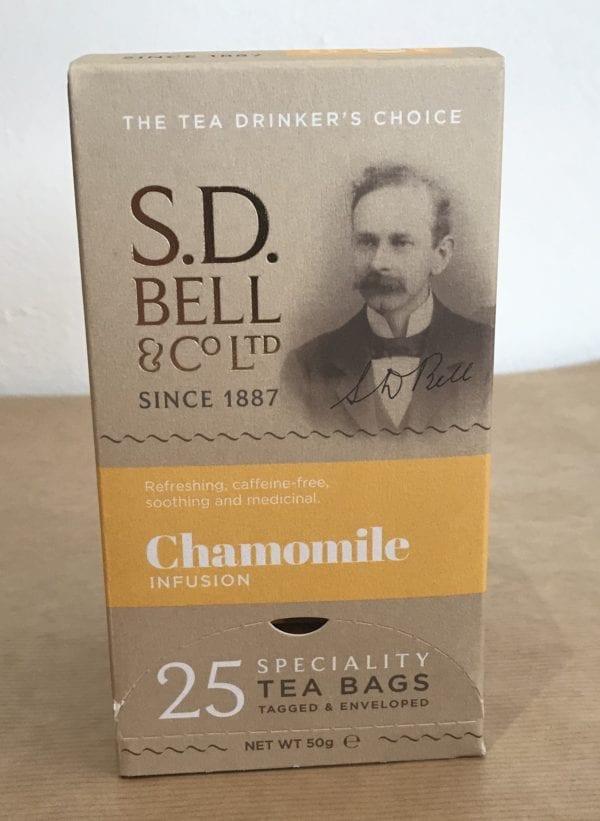 Chamomile Tea - S.D. Bells & Co Ltd - Granny Shaws Fudge