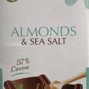 Almonds & Sea Salt Dark Chocolate - Granny Shaws Fudge