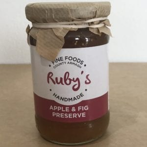 Ruby's Apple and Fig Preserve - Granny Shaws Fudge