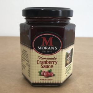 Morans Cranberry Sauce - Granny Shaws Fudge