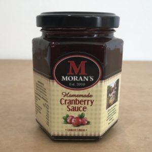 Morans Cranberry Sauce - Granny Shaws Fudge