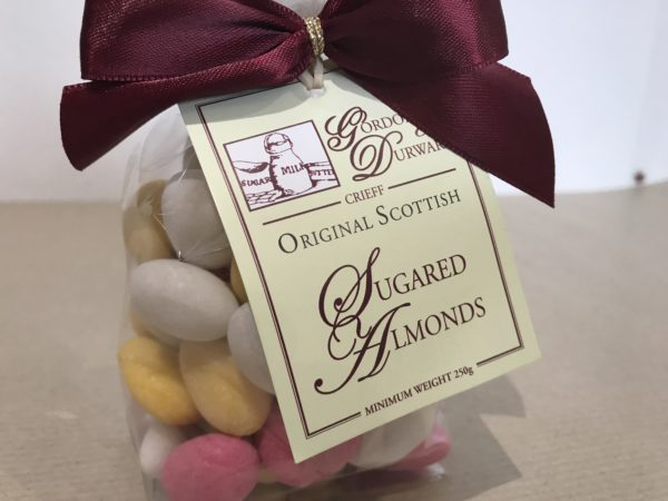 Sugared Almond Sweets - Granny Shaws Fudge
